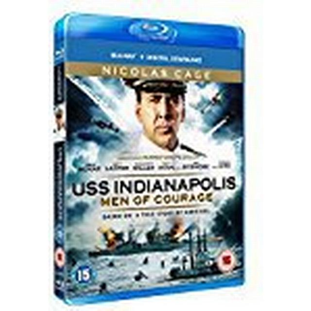 USS Indianapolis [Blu-ray] [2016]